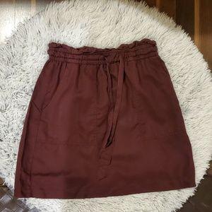 H&M Tie Waist Skirt
